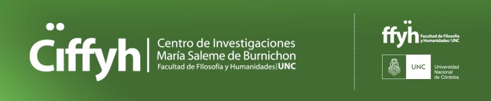 "Centro de Investigaciones ""Maria Saleme de Burnichon"""