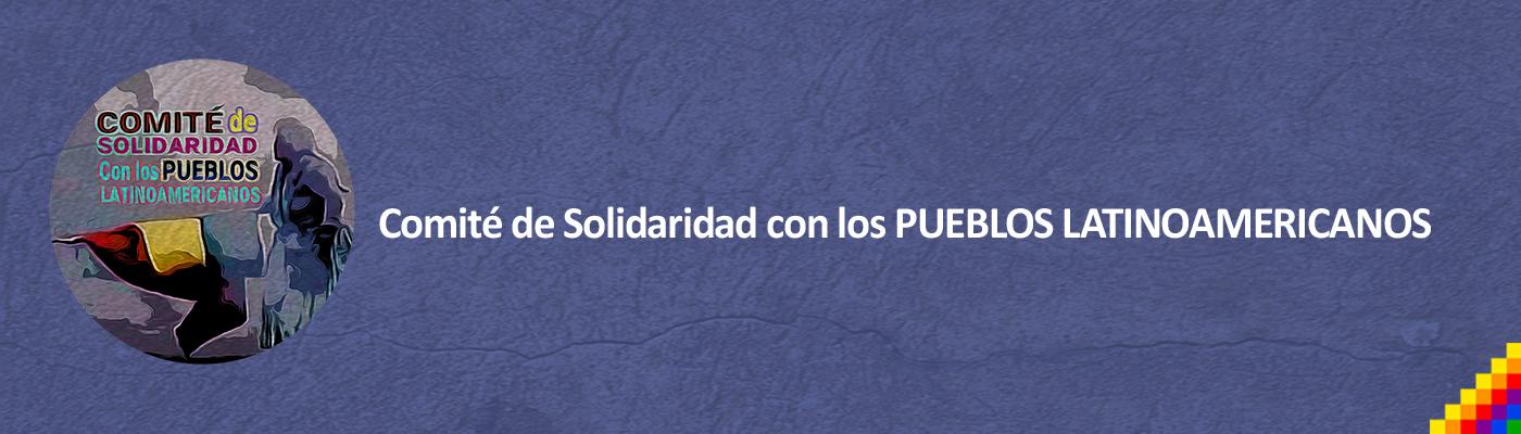 Comité de Solidaridad con los Pueblos Latinoamericanos