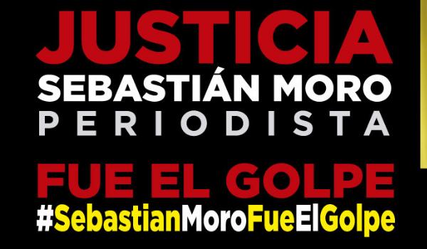 Es tiempo de justicia por Sebastián Moro