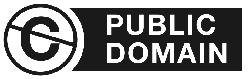public-domain-logo-streamlined