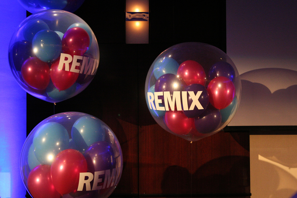 Lawrence Lessig Remix Party