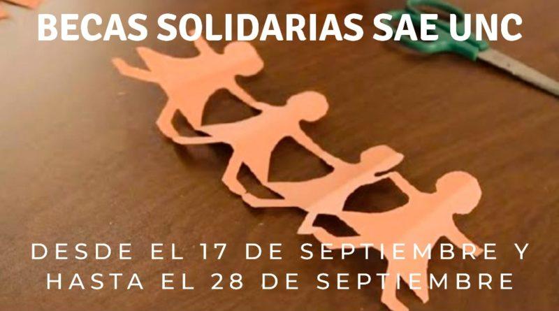 Becas Solidarias