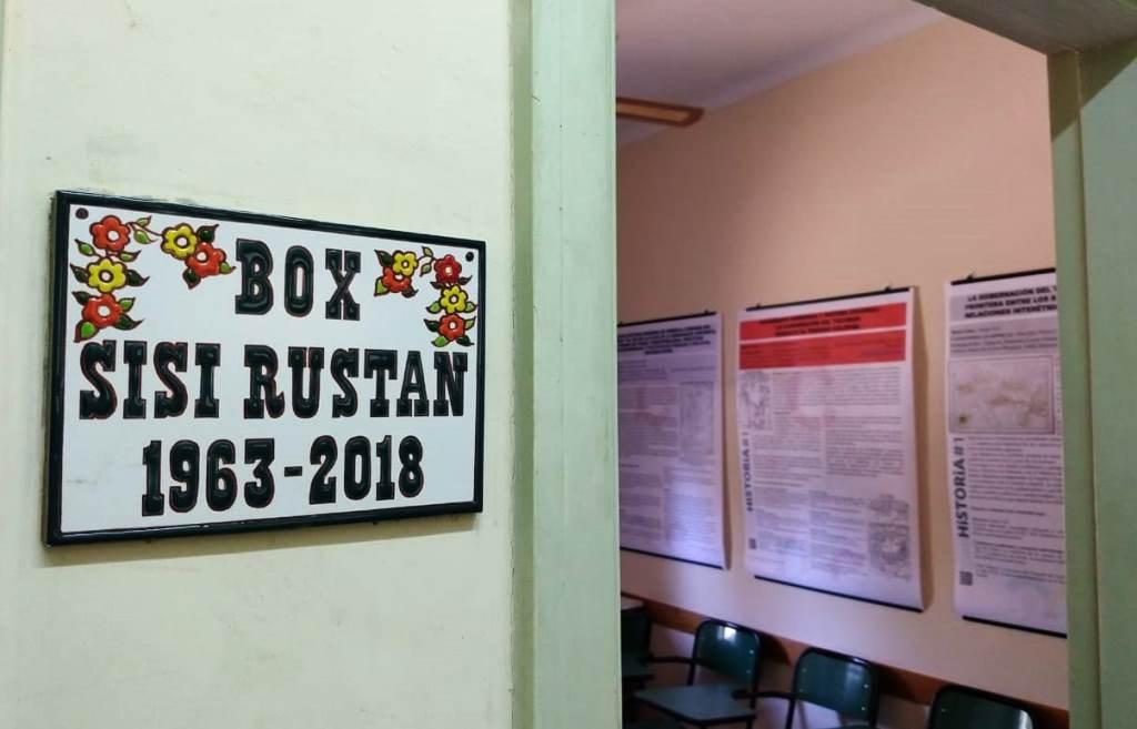 Homenaje a Sisi Rustán en la Escuela de Historia