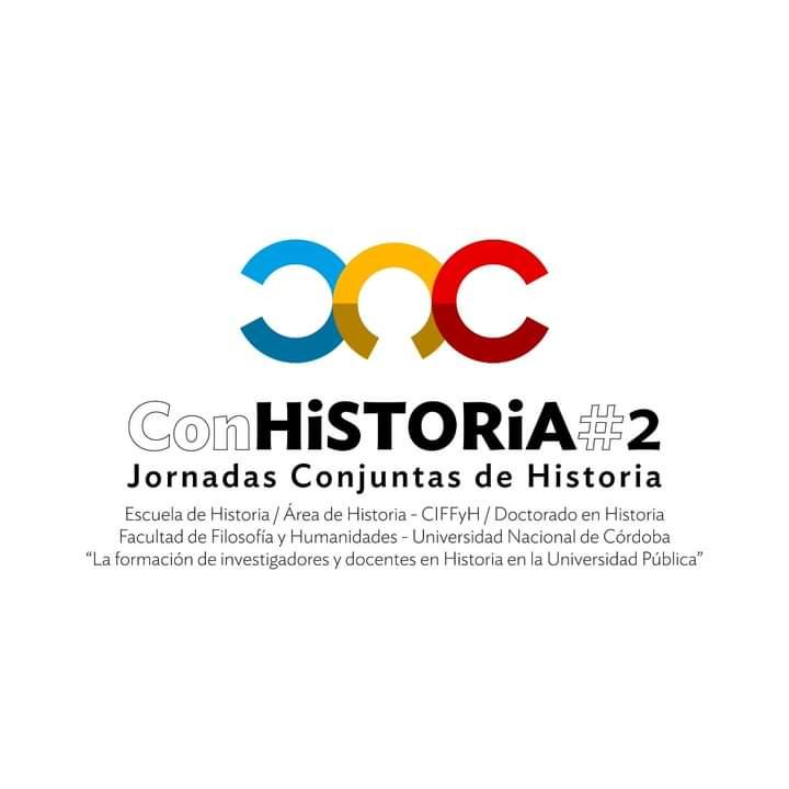 Segundas Jornadas Conjuntas de Historia: ConHISTORIA #2